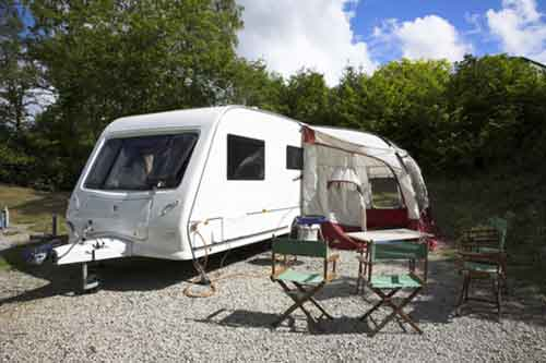 Top 10 ideas for reducing your touring caravan insurance premium image
